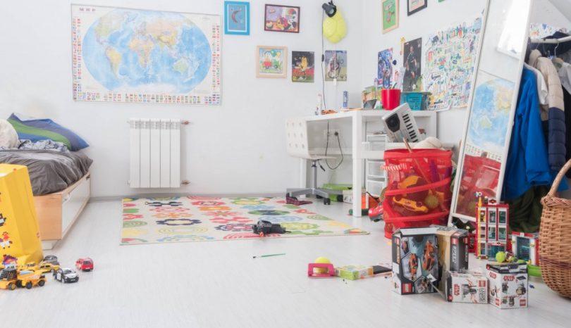 Nytt uttrykk til barnerommet